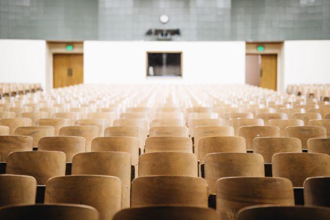 Sala szkoleniowo-konferencyjna